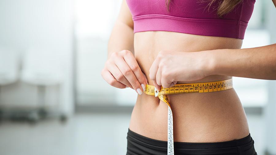 Заметное похудение