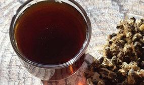 Настойка из пчелиного подмора на водке