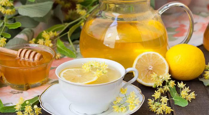 Мед и лимон при ангине
