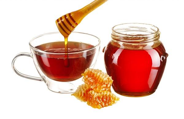 Мед и чашка чая