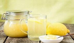 Вода с медом и лимоном для похудения