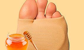 Мед при подагре
