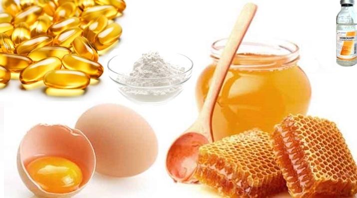 Мёд и другие полезные компоненты