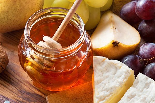 Мед сырой