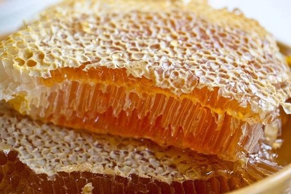 Мед в сотах на диете
