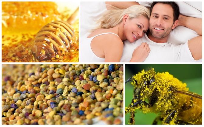Полезные свойства пыльцы