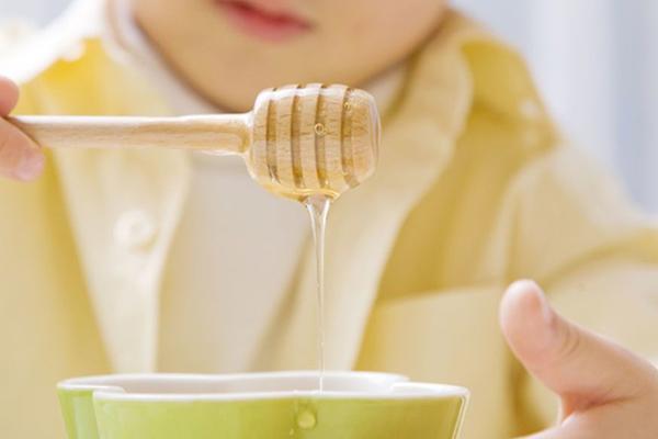 Ребенок есть мед