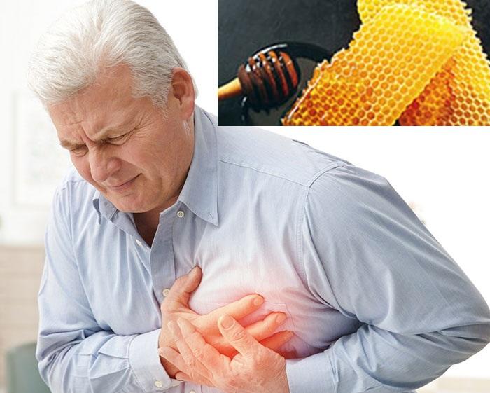 При болезни сердца