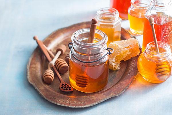 Качественный мед в банках