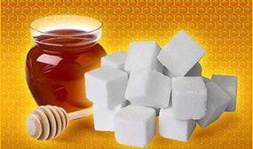 Можно ли сахар заменить медом?