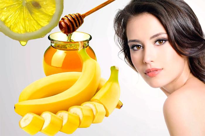 Бананы и мед