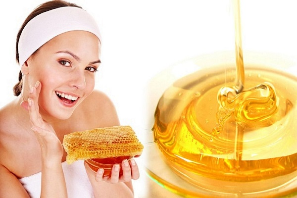 Маски для лица из меда