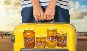 Можно ли провозить мед в самолете
