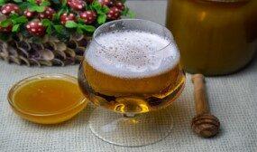 Медовое пиво в домашних условиях