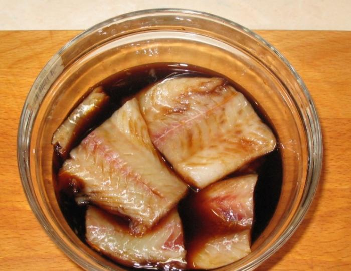 Рыба без маринования