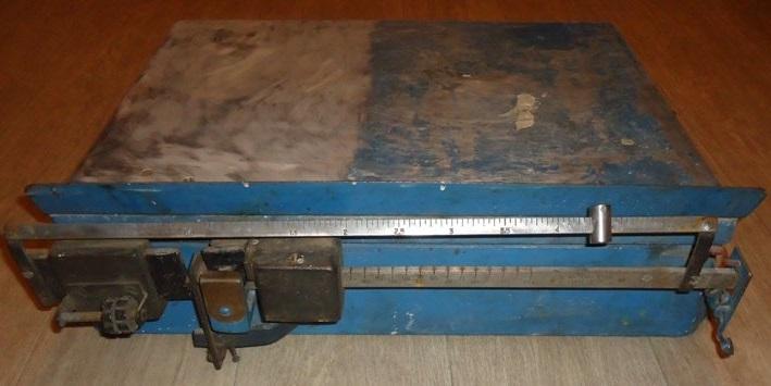 Механические весы для пасеки