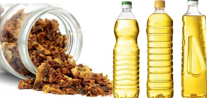 Прополис с растительным маслом