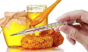 Можно ли мед при температуре
