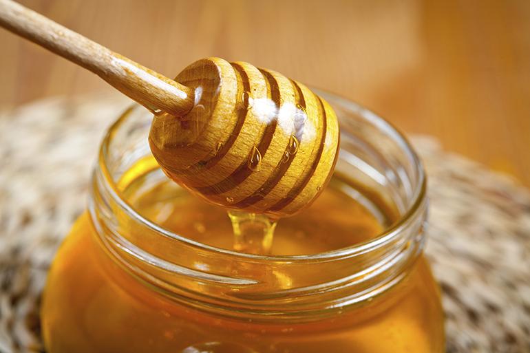 Плющевый мед