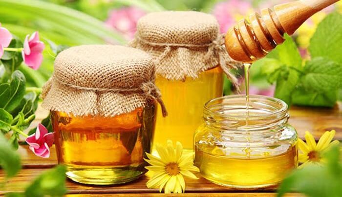 Мёд в таре